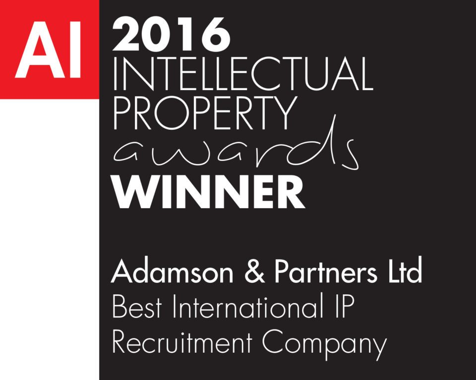 Adamson & Partners Ltd-2016 IP (IP16082)Winners Logo